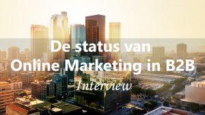 Online marketing in B2B | Jelba Nieuws