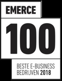 Jelba in de emerce 100, 2018