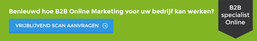 B2B Online Marketing bij Jelba